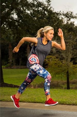 Her Universe Captain America