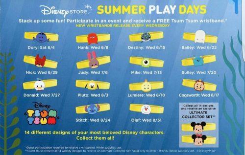 Disney Play Days