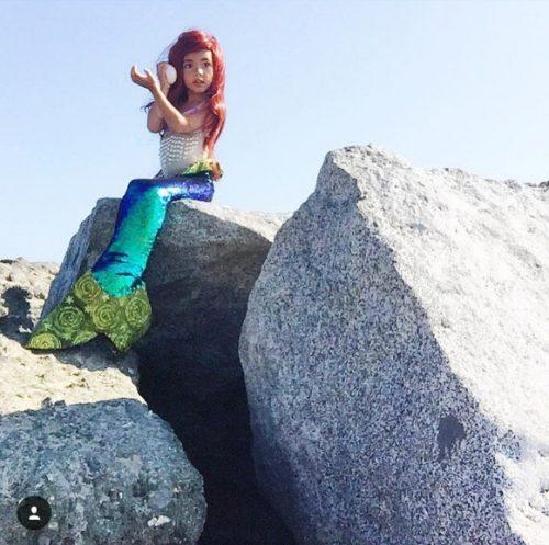 Nephi Garcia Little Mermaid