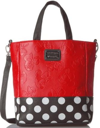 2016-08-04 19_28_55-Loungefly Disney Minnie Embossed W_Polka Dots Tote, Red_ Handbags_ Amazon.com