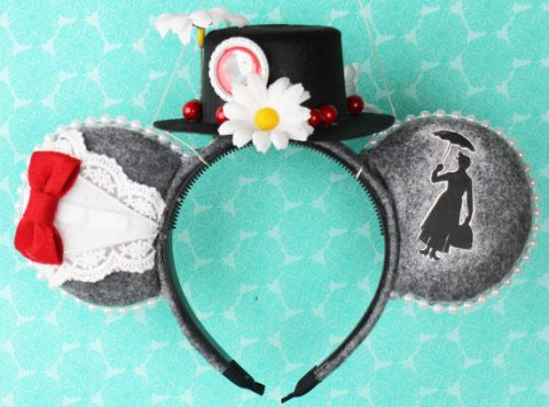 Mary Poppins Mouse Ears