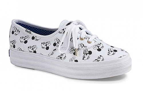 The New Keds X Minnie Mouse Collection