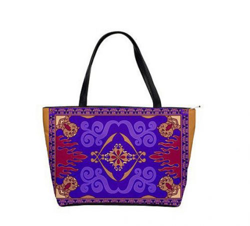 Magic Carpet Inspired Tote Bag