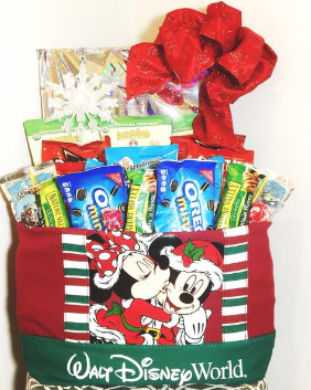 Not so scary halloween gift baskets are the perfect treat for your 2016 10 20 093151 mistletoe magic snack tote negle Gallery