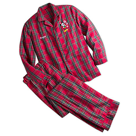 mickey-mouse-plaid-set-for-men