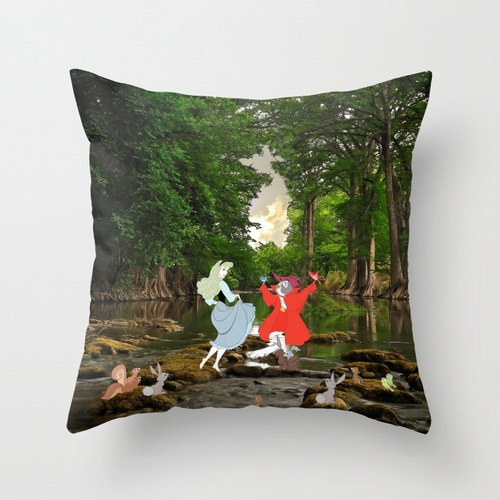 sleeping-beauty-pillow-cover