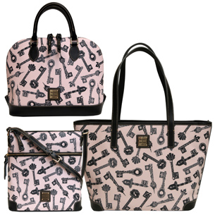 princess-keys-dooney-and-bourke
