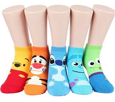 2017-01-15 04_31_48-Socksense Animation Character Disney Series Women's Original Socks (Rascal_5pair
