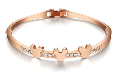 2017-01-16 01_59_49-Amazon.com_ Menton Ezil 18K White Rose Gold Plated Micky Mouse Bangle Bracelet Z