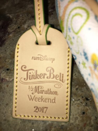 tinker bell half marathon dooney and bourke