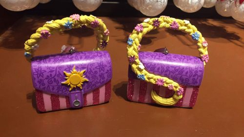 rapunzel handbag ornament