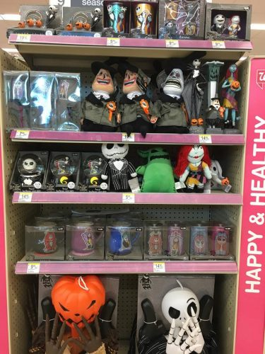 each year walgreens sets up a fresh stock of ghosty and ghoulish delights for every age this year youll find everything from snow globes to drink ware