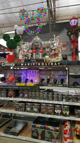 disney magic holiday collection