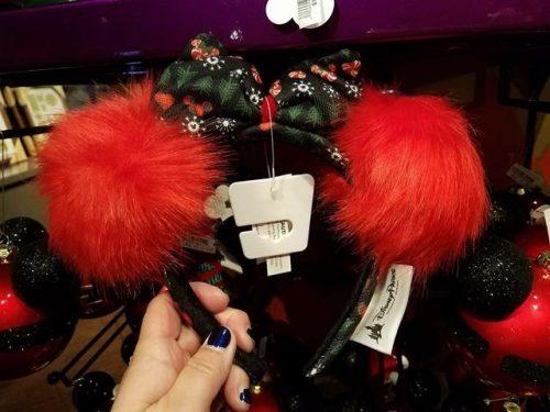 Ugly Sweater Christmas Minnie Ears