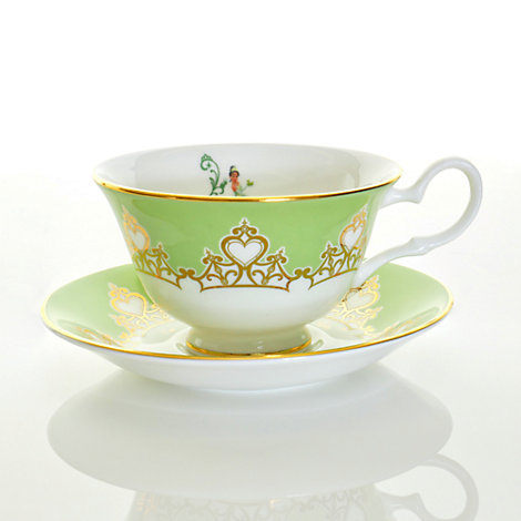 English Ladies Co. Bone China Disney Princess Tea Cups