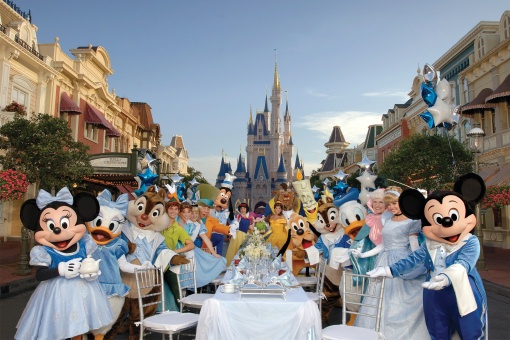 Image result for eating at disney world