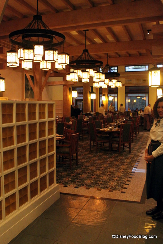 Review Artist Point in Disneys Wilderness Lodge  the disney food blog