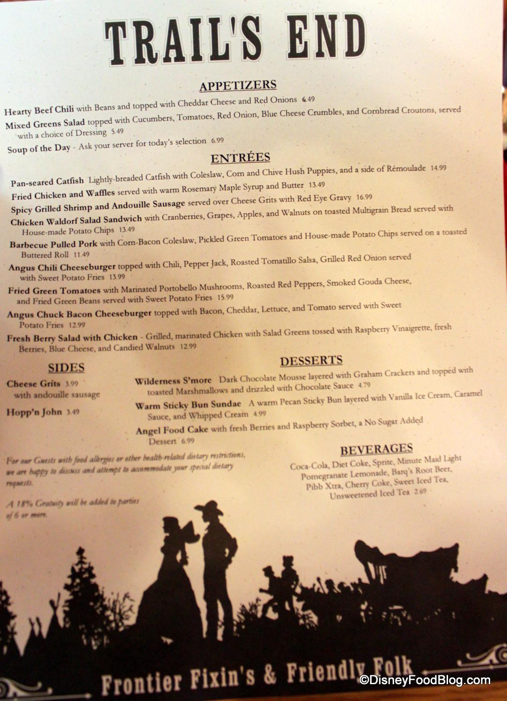 Plaza Restaurant Magic Kingdom Disney