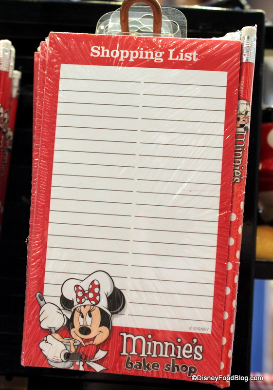 kitchen spoon rest traditional cabinets new disney merchandise | the food blog