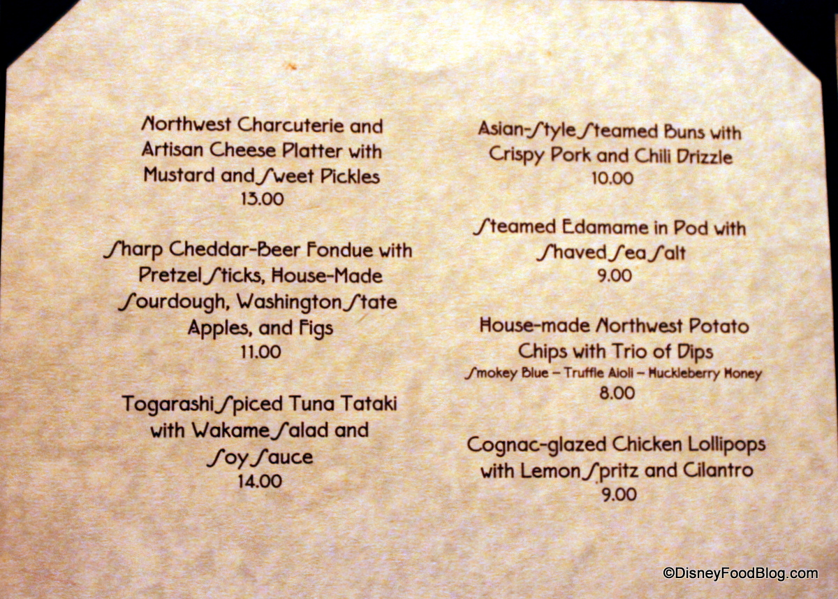 Review The Territory Lounge at Disneys Wilderness Lodge