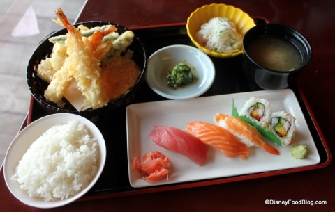Image result for tokyo dining epcot