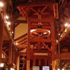 Mismatched Dining Chairs Cane Seat Guest Review: Riverside Mill Food Court At Disney World's Port Orleans Resort | The ...