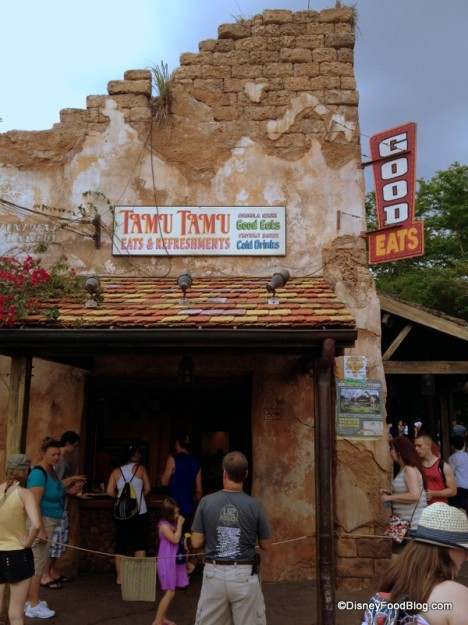 Review: Cheesecake in a Glass at Disney's Animal Kingdom   the disney food blog