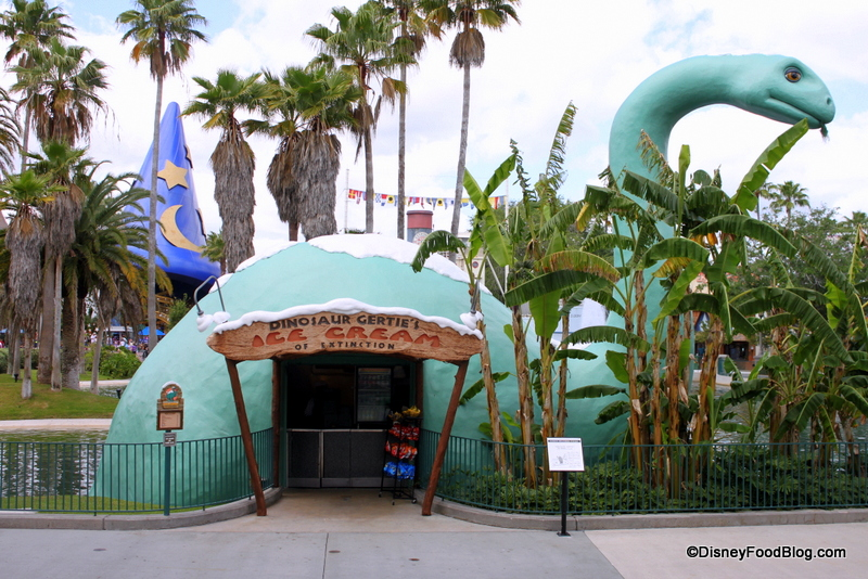 Image result for gertie the dinosaur disney world