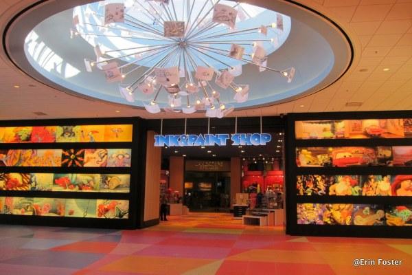 Art of Animation Resort Food Court