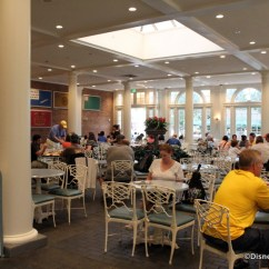 Liberty Dining Chairs Folding Chair Plans Wood Review: Maryland Crab Cakes And Old Bay Fries Inn, Epcot   The Disney Food Blog