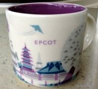 "News! Disney Pulls Starbucks ""Monorail Purple"" Epcot Mug ..."