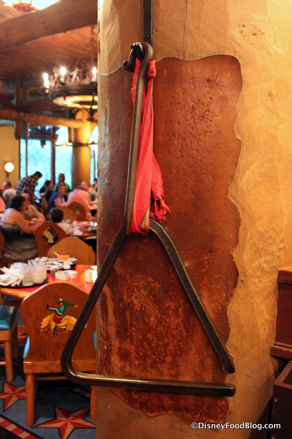 Review Breakfast at Whispering Canyon Cafe in Disneys