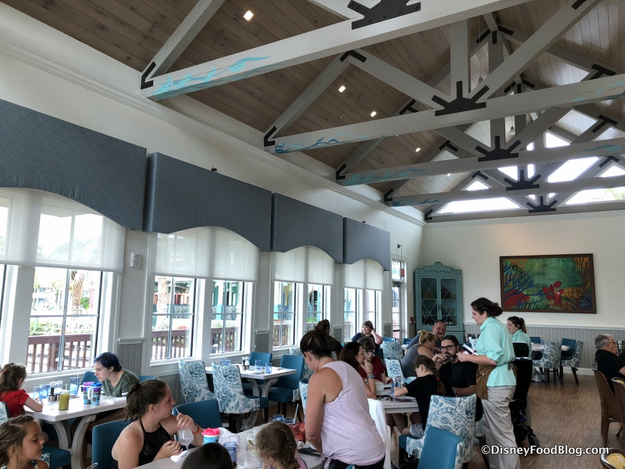 First Look and Review The NEW Sebastians Bistro at