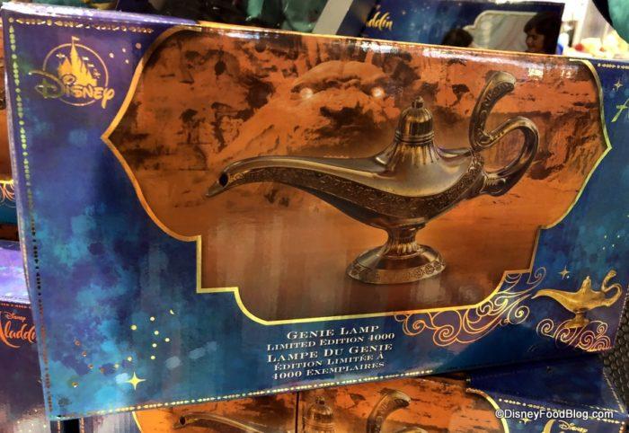 NEW And INCREDIBLE Aladdin Merchandise Flies Into Walt Disney World And Disneyland Resort