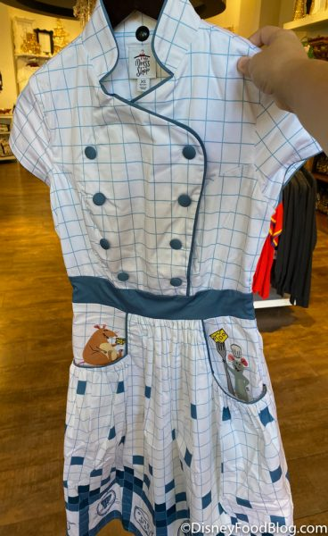Disneyland 2020 Disney Dress Shop Ratatouille 4