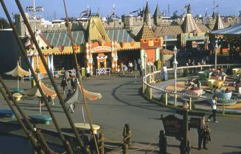 Disneyland 1955 Fantasyland