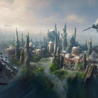 Galaxy's Edge Star Wars Disneyland Walt Disney World