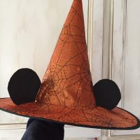 Countdown to Halloween- When Is A Witch Hat Not A Witch Hat?