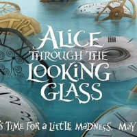 Here's Your First Look At Disney's  Alice Through The Looking Glass