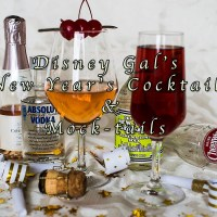 Cheers to New Years! Cocktail and Mock-tail Recipes To Ring In 2017