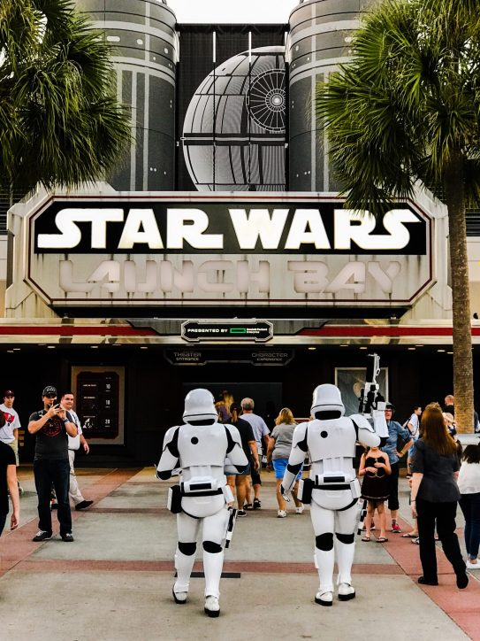 Star Wars Launch Bay Disney Hollywood Studios Walt Disney World
