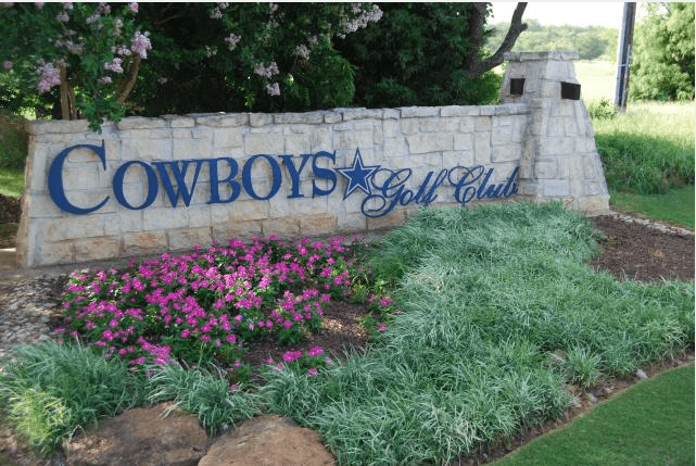Grapevine Texas Sports Tour Cowboys Golf Club Travel Media Showcase-