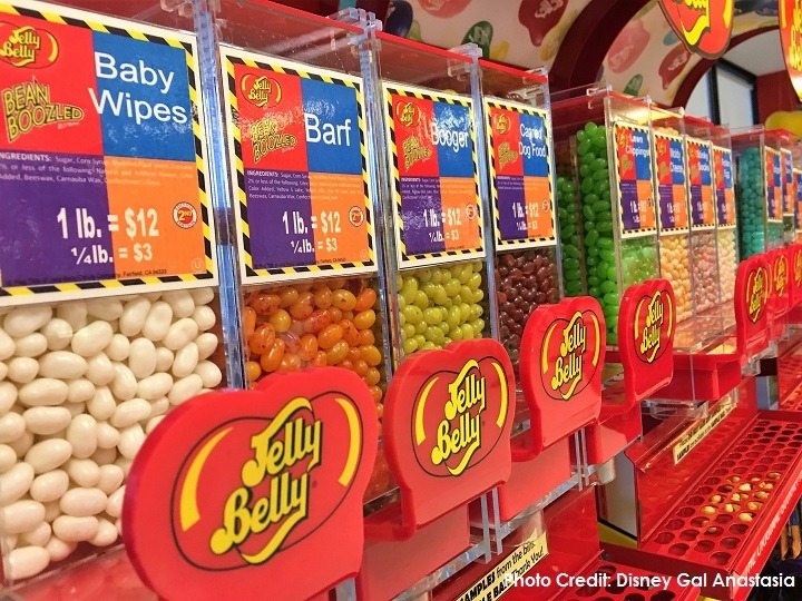 Jelly Belly Visitors Center and Tour