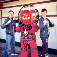 LEGO NINJAGO World And LEGO NINJAGO The Ride Now Open At LEGOLAND in Florida