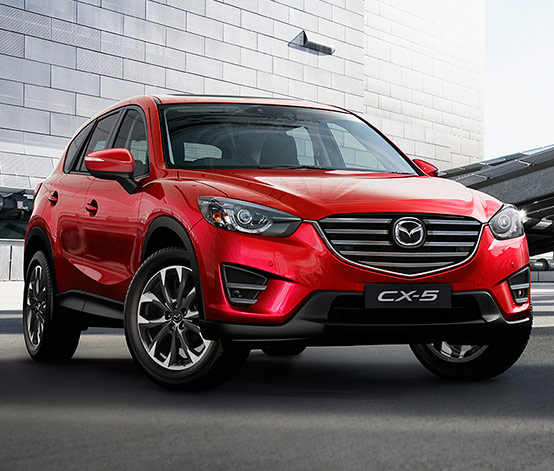 Mazda CX5 DriveShop