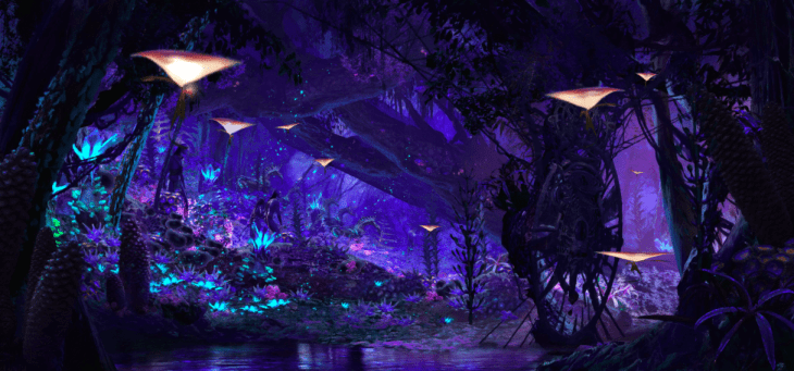 Pandora-The World Of Avatar-