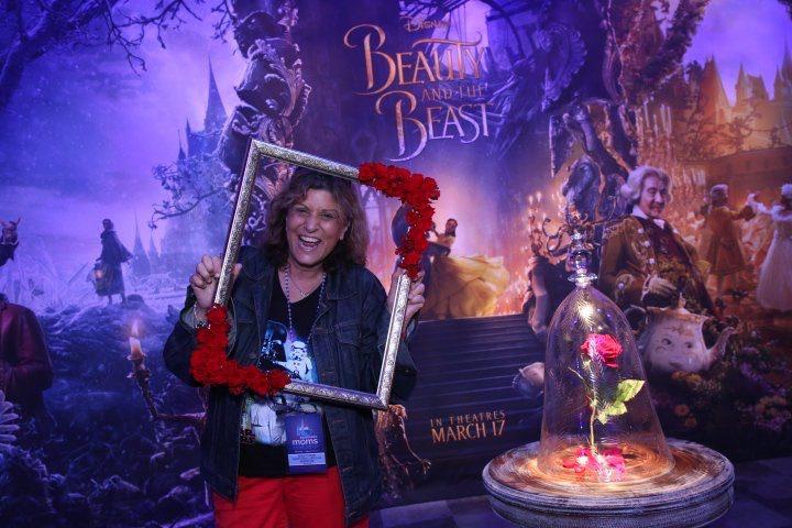 #DisneySMMC Beauty And The Beast