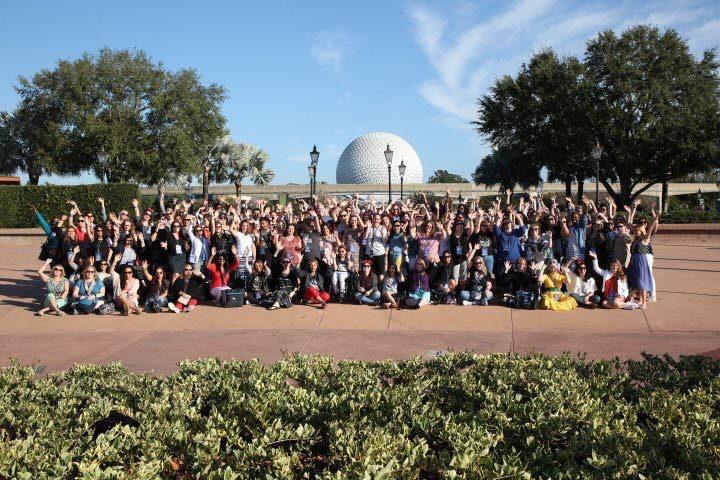 #DisneySMMC Disney Social Media Moms Celebration Disney Land And Sea