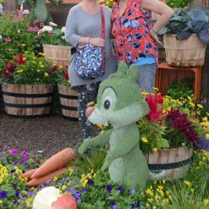 25th Epcot International Flower & Garden Festival