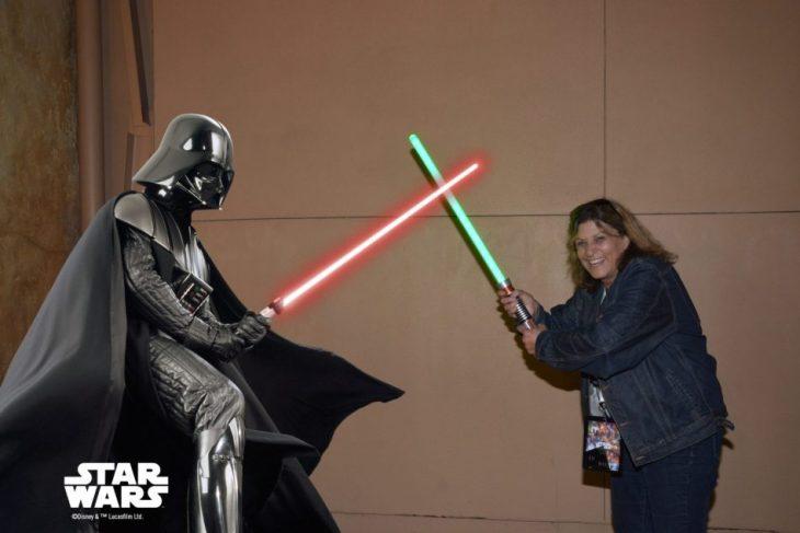 Star Wars: Galactic Nights Walt Disney World Disney's Hollywood Studios